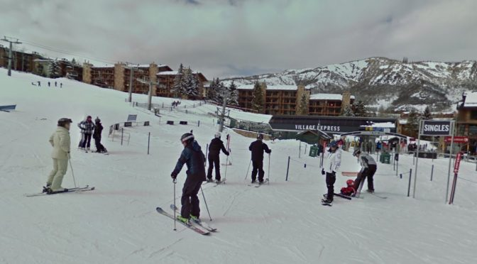 The Village Express Lift at Snowmass (photo: Google Street View)