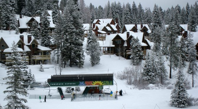 Tamarack Homeowners Save Ski Resort
