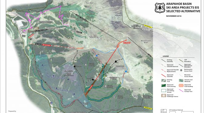 Forest Service Approves A-Basin Expansion | First Tracks ...