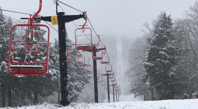 With a purchase and sale now complete, Magic Mountain is ready for another Vermont winter. (photo: Magic Mountain)