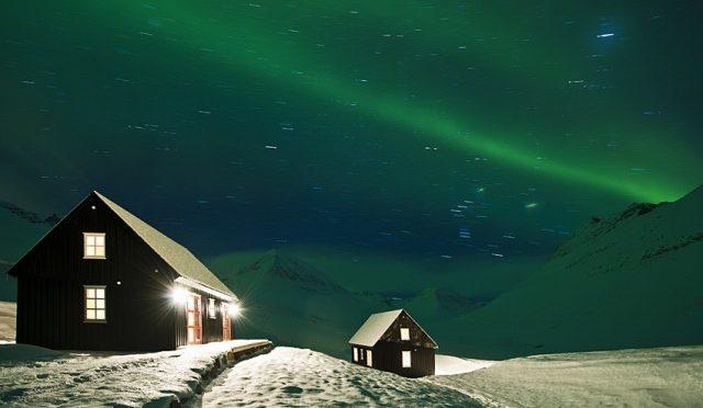 Heli-ski Iceland