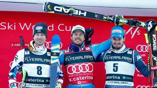Norway's Jansrud Wins in Italy