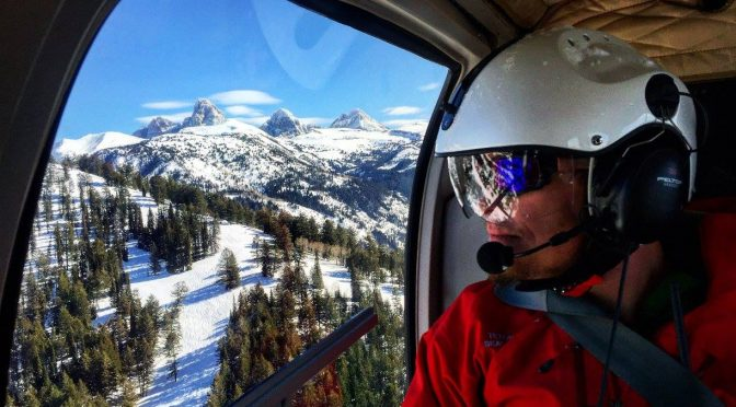 Search Continues for Missing Targhee Snowboarder