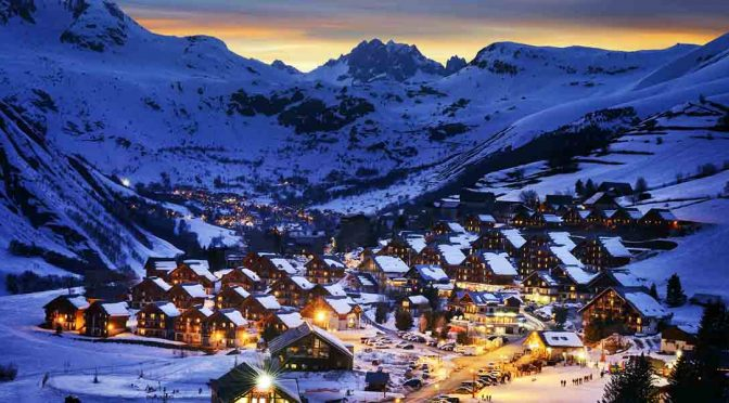 Hyatt Plans Its First Ski Resort in the French Alps
