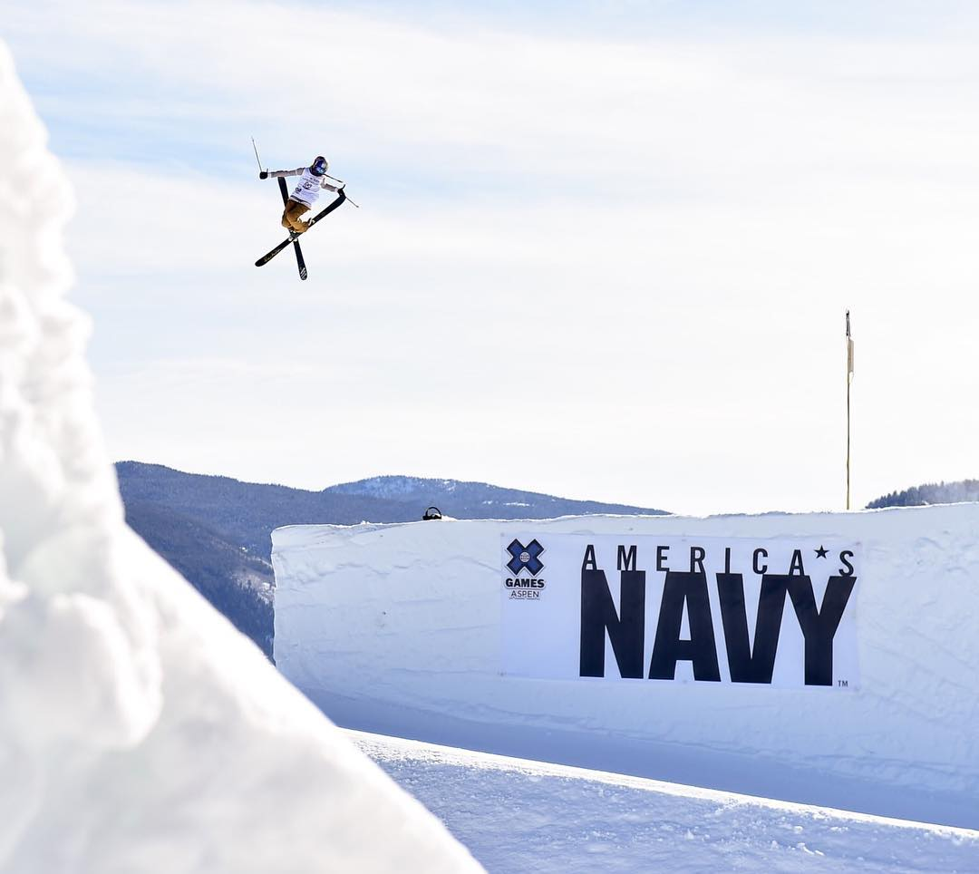 Aspen 2015 Men's Snowboard SuperPipe - X Games