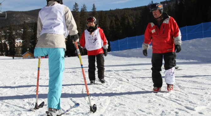 Adaptive Learn to Ski Event at Beech Mountain Starts Today