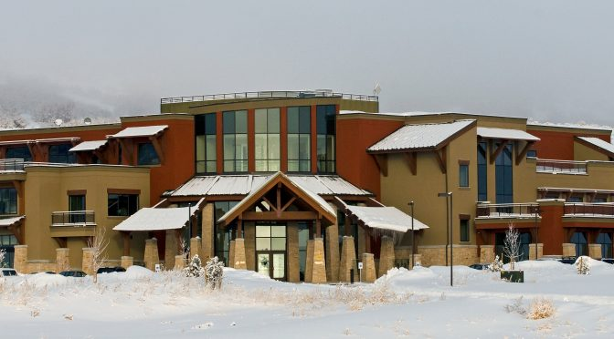 The USSA Center of Excellence in Park City, Utah, the national training and education center for the U.S. Ski and Snowboard Association. (file photo: USSA)