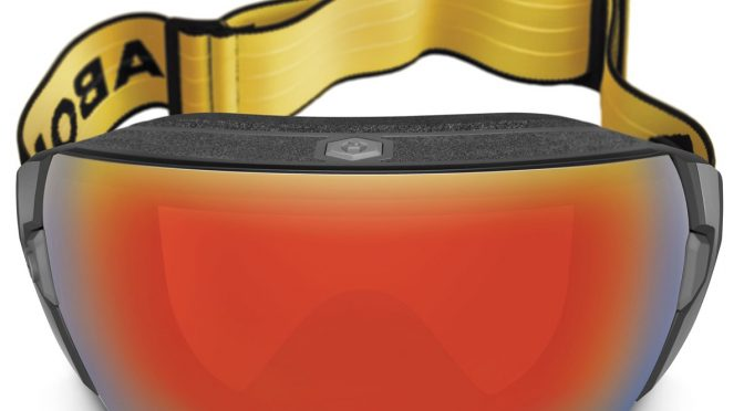 New Heated Goggles Minimize Fogging