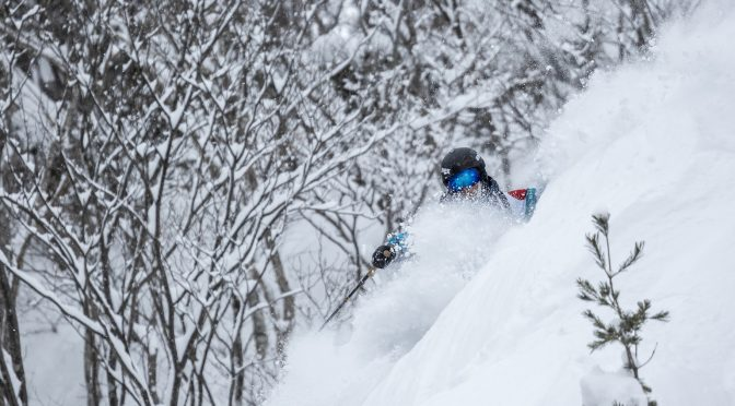 Freeride World Tour Goes Big in Japan