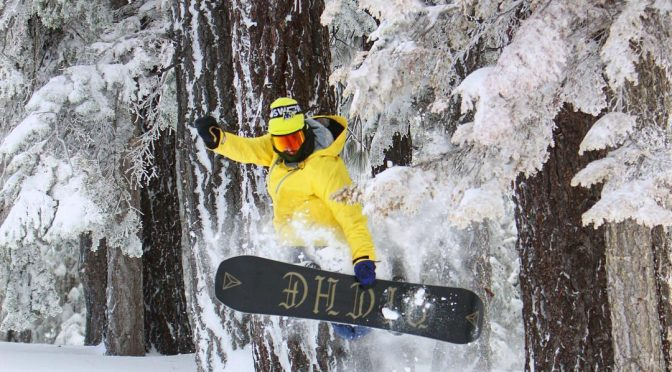 Learn to Ski or Ride in Southern California Two-for-One