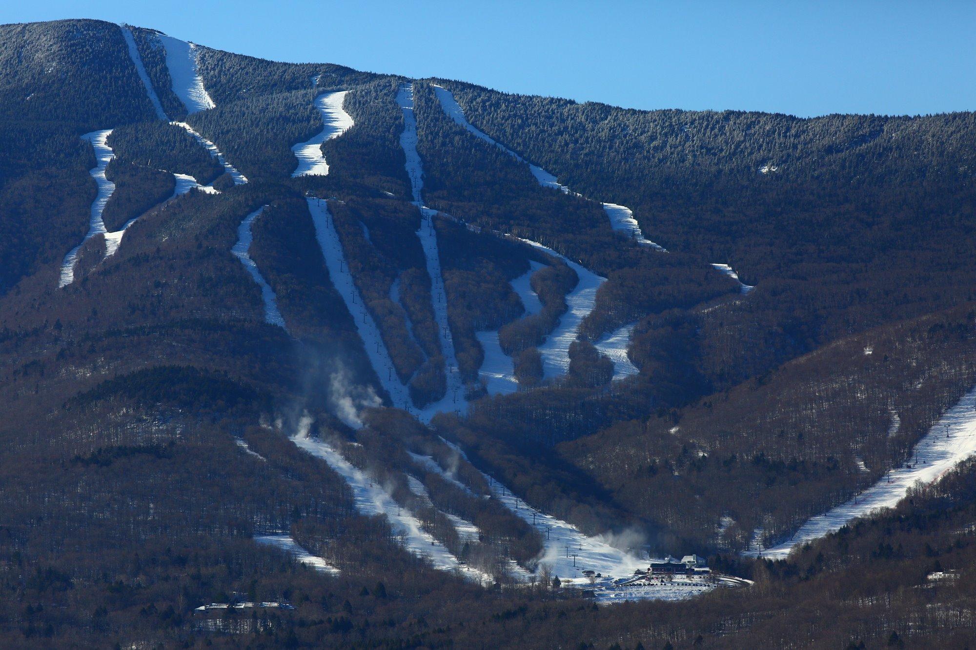 skier dies after crashing into tree in vermont