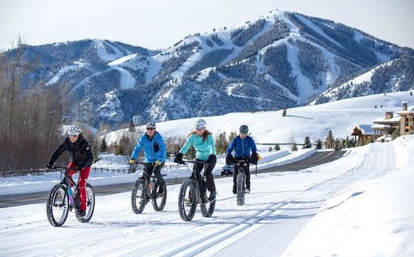 Sun Valley Embraces Fat Biking