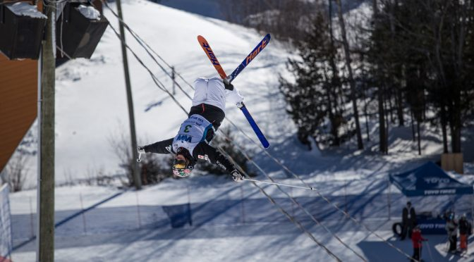 American Mogul Skiers Carry Momentum into Val Saint-Côme