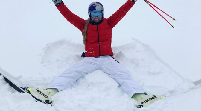 Vonn Cleared to Ski