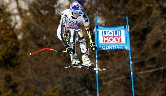 Shiffrin Delivers Surprise Fourth-Place Finish in Cortina Super G
