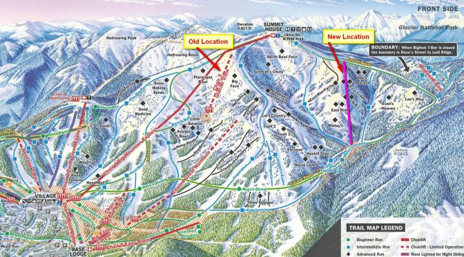 Whitefish to Move Chairlift