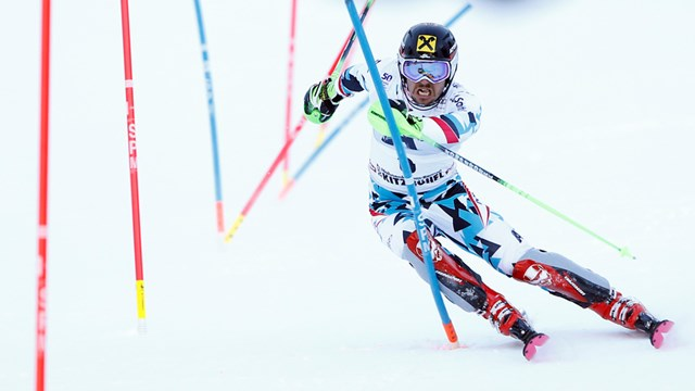 Great Britain Steals Show at Kitzbuehel Slalom