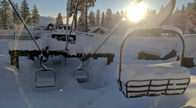 Record California Snowfall Triggers Ski Season Extensions