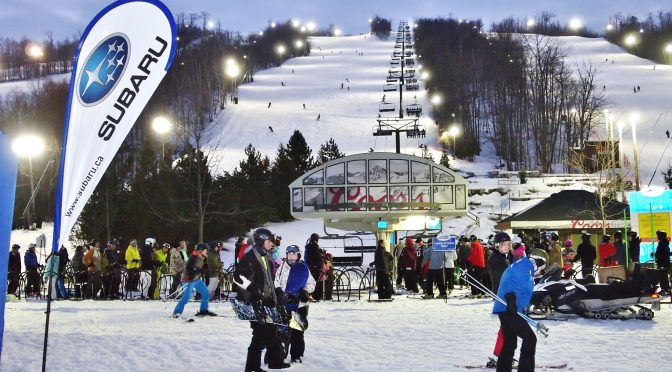 Accident Kills Skier at Blue Mountain