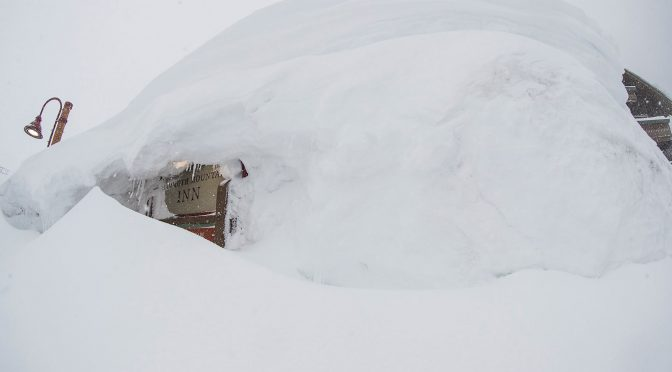 Weather Cancels Mammoth Revolution Tour Freeskiing