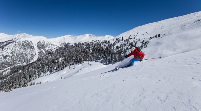 Skiing in The Beavers. (photo: Dave Camara/Arapahoe Basin Ski Area)