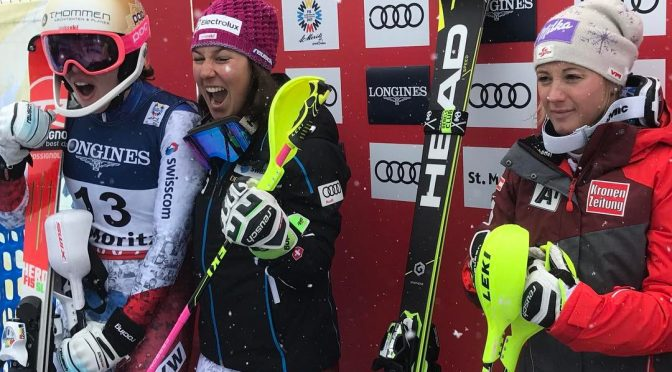 Switzerland Wins Worlds Super Combined, but Gut Is Out for the Season