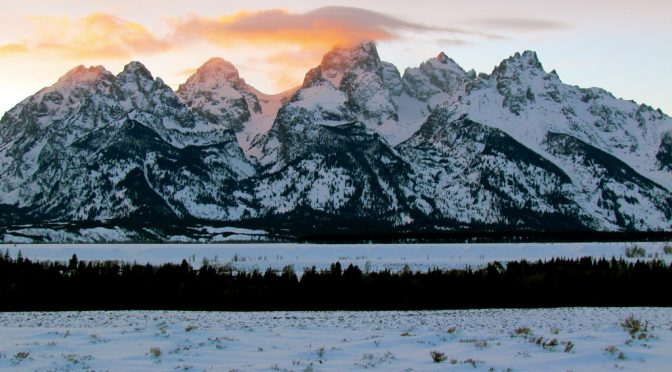 Backcountry Skier Plummets to His Death in Grand Teton National Park