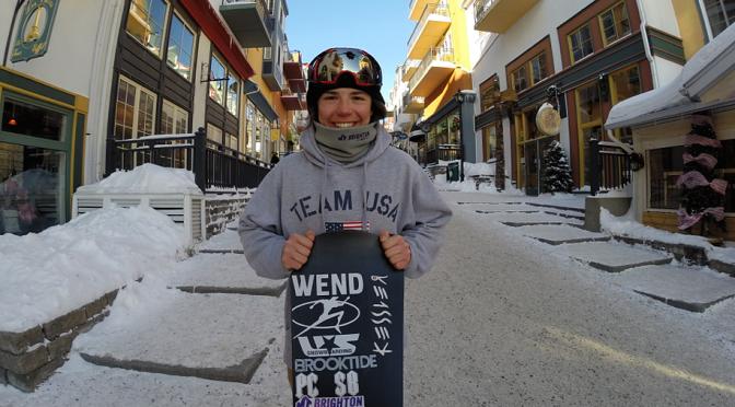 U.S. Snowboarding Names Junior Worlds Team