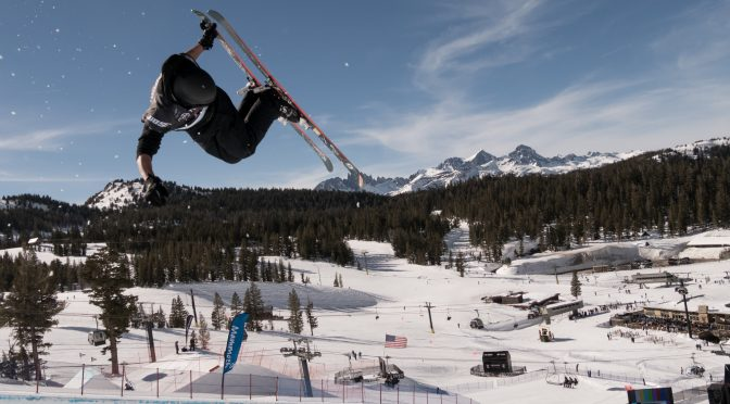 The weather at Mammoth Mountain was better in qualifiers earlier in the week. (photo: Mateusz Kielpinski/FIS)