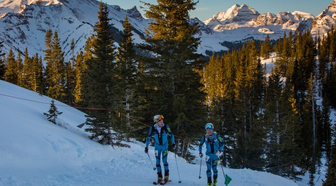 Audi Power of Four Ski Mountaineering Race Returns to Aspen