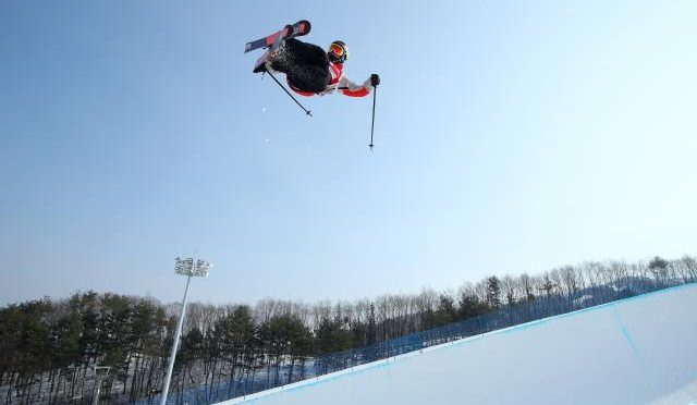 7 American Skiers Qualify for Olympic Test Event Halfpipe Finals