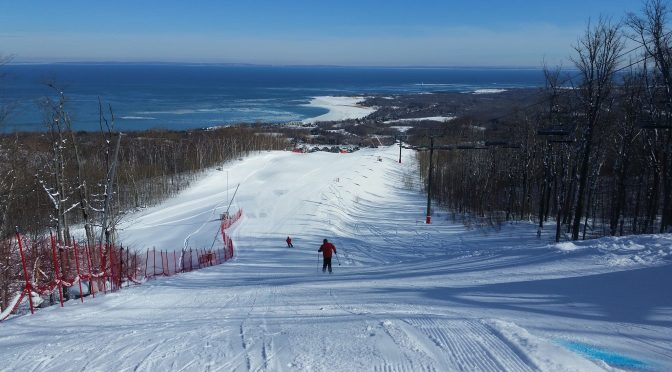 74-Year-Old Woman Dies After Skiing Accident