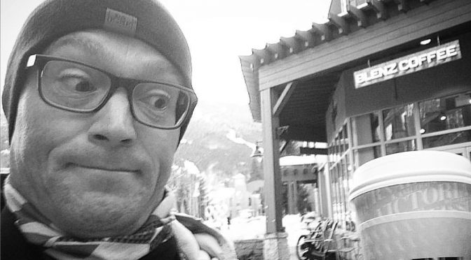New Zealander Kieran McDonogh posted this selfie in Whistler to Facebook a day before he was found dead in the Whistler backcountry. (photo: Facebook)