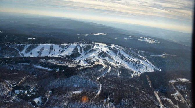 Lack of Snow Scraps Seven Springs Rev Tour Halfpipe