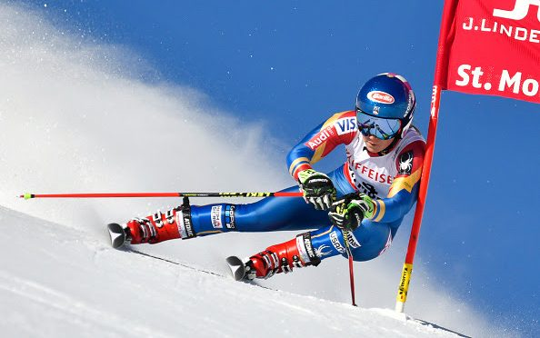 Shiffrin Skis To First GS Medal