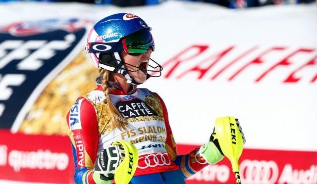 Shiffrin Wins Third Straight World Championships Slalom