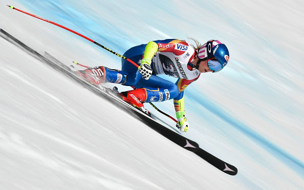 Shiffrin Wins Career-First Alpine Combined