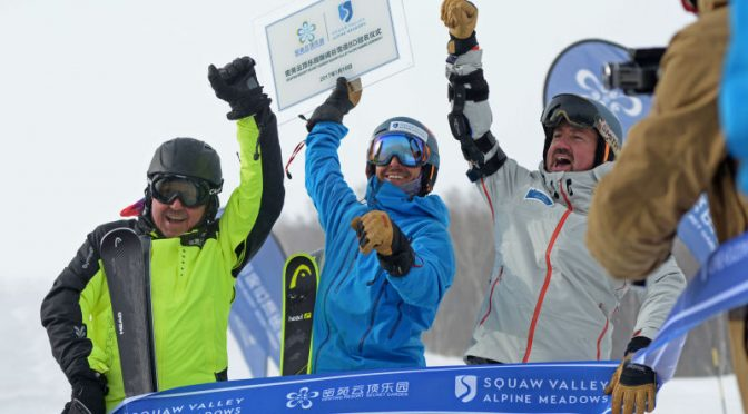 Squaw Valley Sends Delegation to China