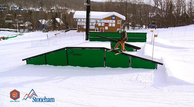 Quebec Ski Resort Tries New Method to Video Guests