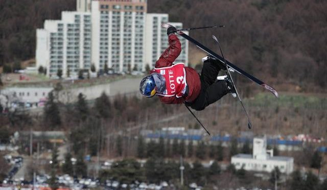 Yater-Wallace Wins Olympic Test Event
