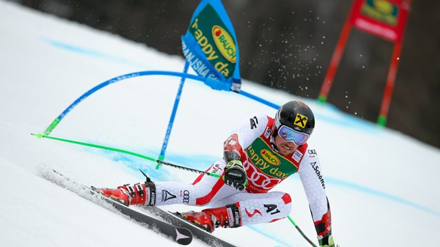 Hirscher Clinches Overall World Cup Title