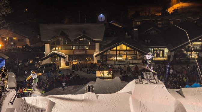 Okemo Light The Night Rail Jam This Saturday