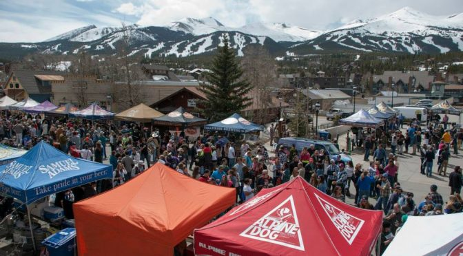 Spring Fever Heats Up Breckenridge