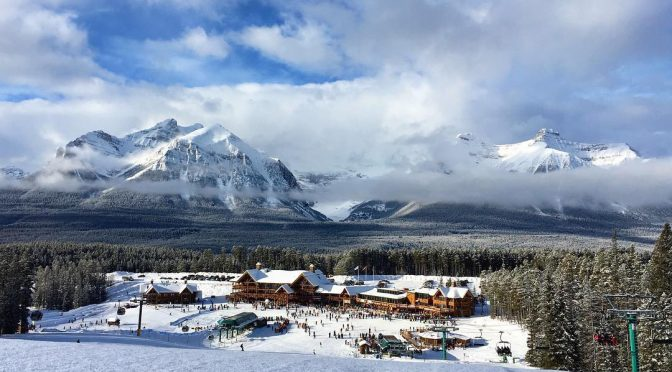 (file photo: Lake Louise Ski Resort)