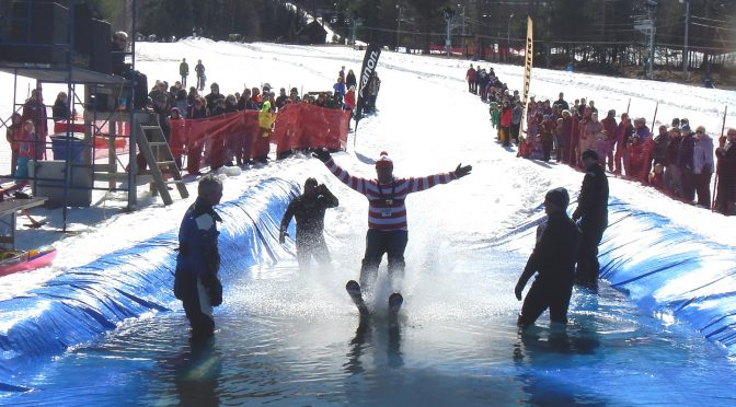 Pats Peak Holds Annual Pond Skim This Saturday