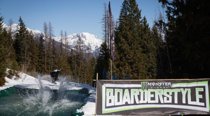 Monster Energy to Bring Boarderstyle Event to SilverStar