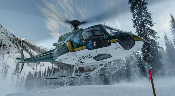 New One-Day Helicopter Ski Touring from Kimberley