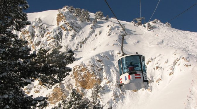 Snowbasin Resort (FTO file photo: Marc Guido)