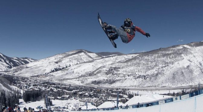 Americans Dominate US Open Halfpipe