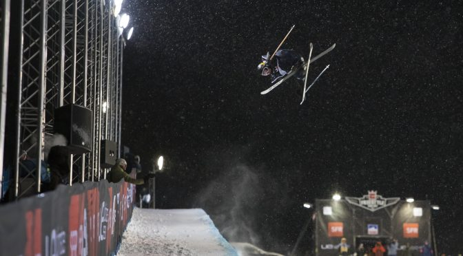 Ferreira and Seaton Go 1-2 at Final World Cup Ski Halfpipe